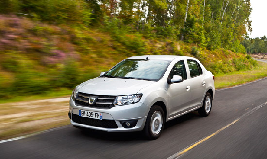 Parbriz Dacia
